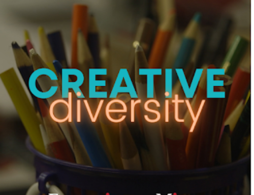 What is Creative Diversity?