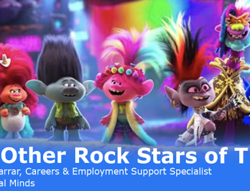 Meeting the Other Rock Stars of Trolls!